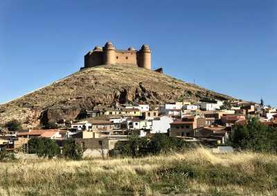 Burg Andalusien
