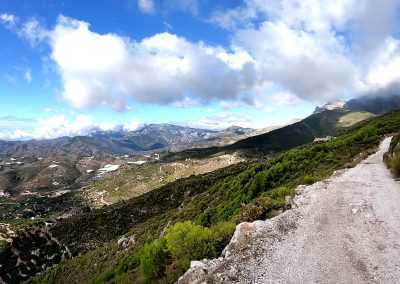 Sierra Nevada Trail