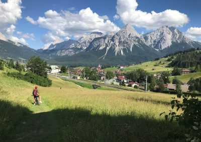 Alpenüberquerung Tirol