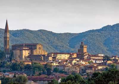 Arezzo Skyline