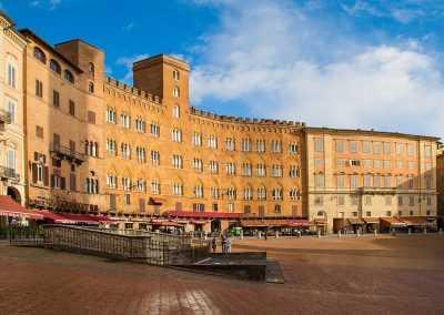 Piazza del Combo Siena